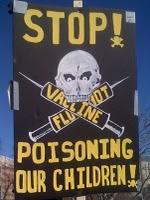 Vaccine Protest Holy Prepuce
