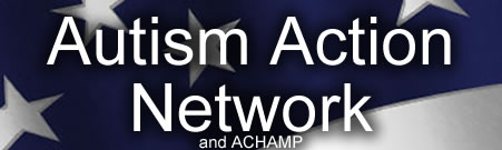 Autism Action Network banner