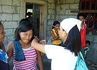 philippines tetanus shot