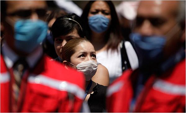 flu masks