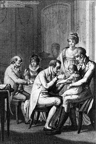 Small Pox Vaccination