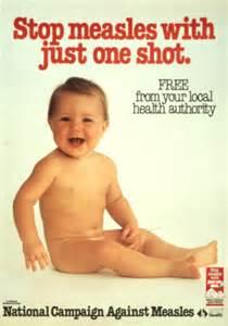 MMR shot propaganda campaign