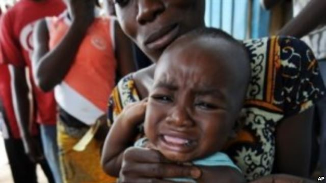 Meningitis Vaccine campaign Africa 1