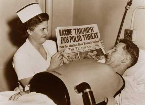 Polio - triumph