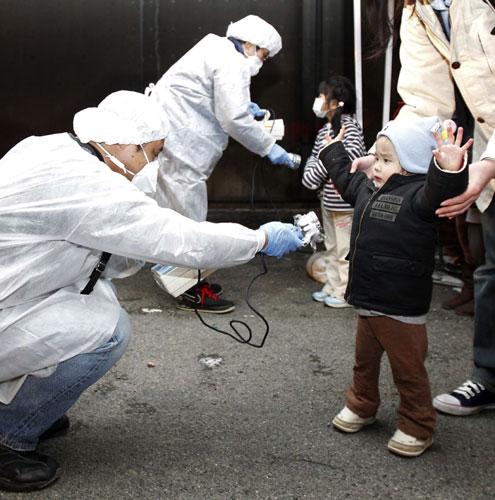 Japan nuclear meltdown