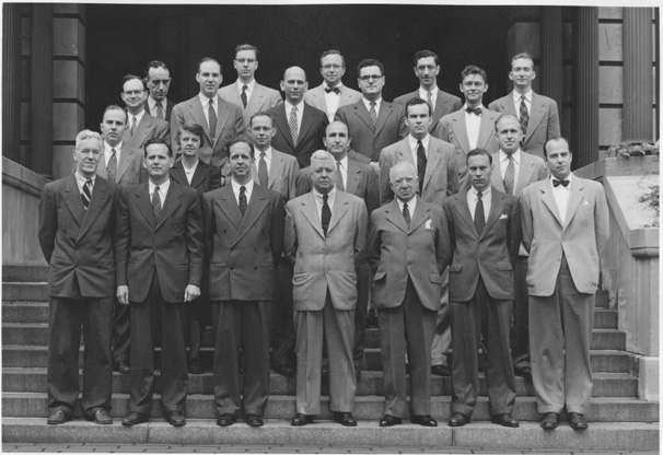 Rockefeller Institute Staff